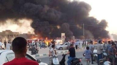 64 قتيلاً في ثمانية اعتداءات بسيارات مفخخة في بغداد