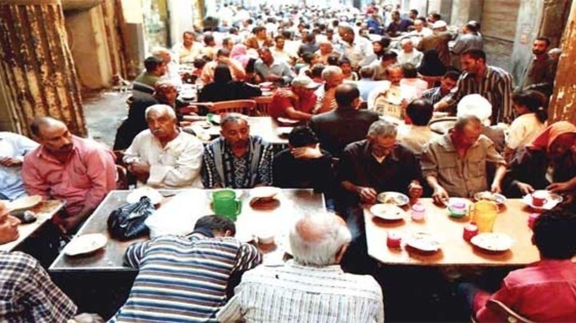 موائد الرحمن في مصر خلال رمضان