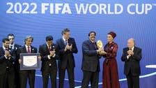 FIFA should move Qatar's 2022 World Cup, English FA says