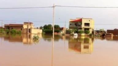 مبادرة شبابية لإغاثة متضرري الأمطار الغزيرة في السودان