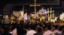 Christian, Muslim clash in Egypt leaves 15 wounded