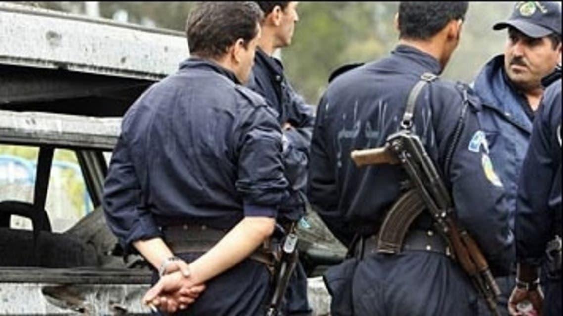 الشرطة الجزائرية