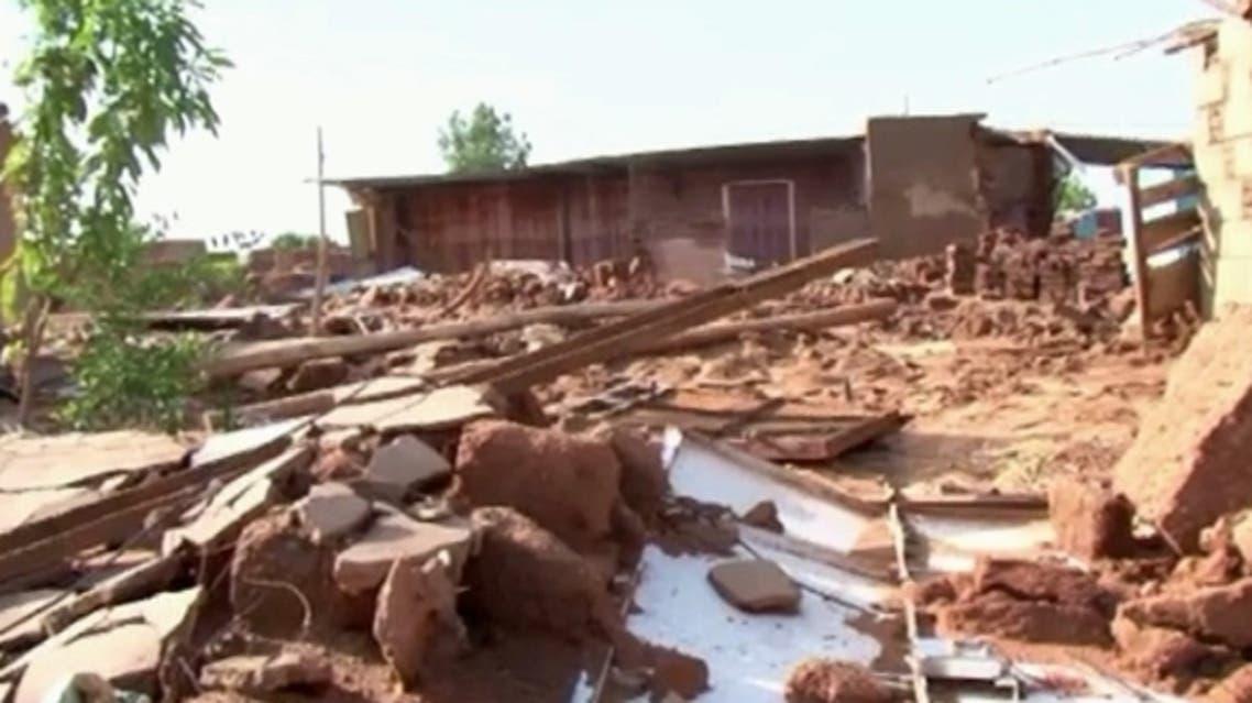 مصرع 10 أشخاص جراء السيول والأمطار في الخرطوم