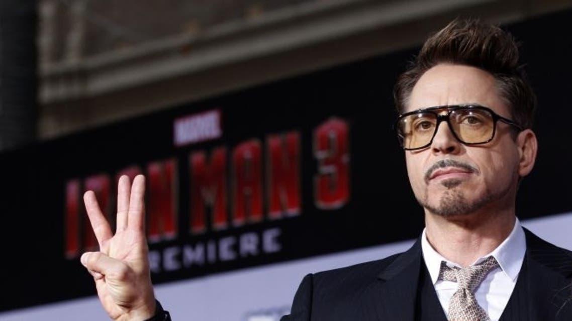 Robert Downey Junior (File Photo: Reuters)