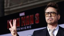 Taiwan's HTC looks to 'Iron Man' Robert Downey Jr for rescue