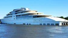 Emirati royals dethrone Abramovich in race for biggest mega-yacht