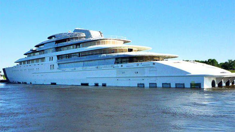 Emirati Royals Dethrone Abramovich In Race For Biggest Mega Yacht