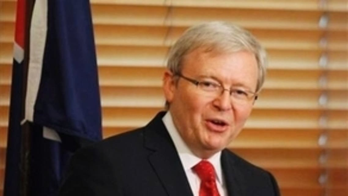 Kevin Rudd (File Photo - Reuters)