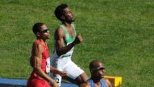 Saudi 400m medal hopeful not feeling the pressure