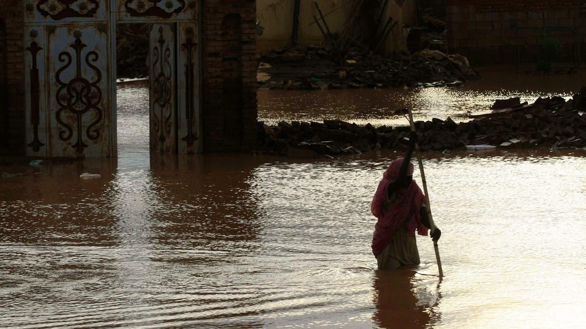 Sudan floods (Reuters)