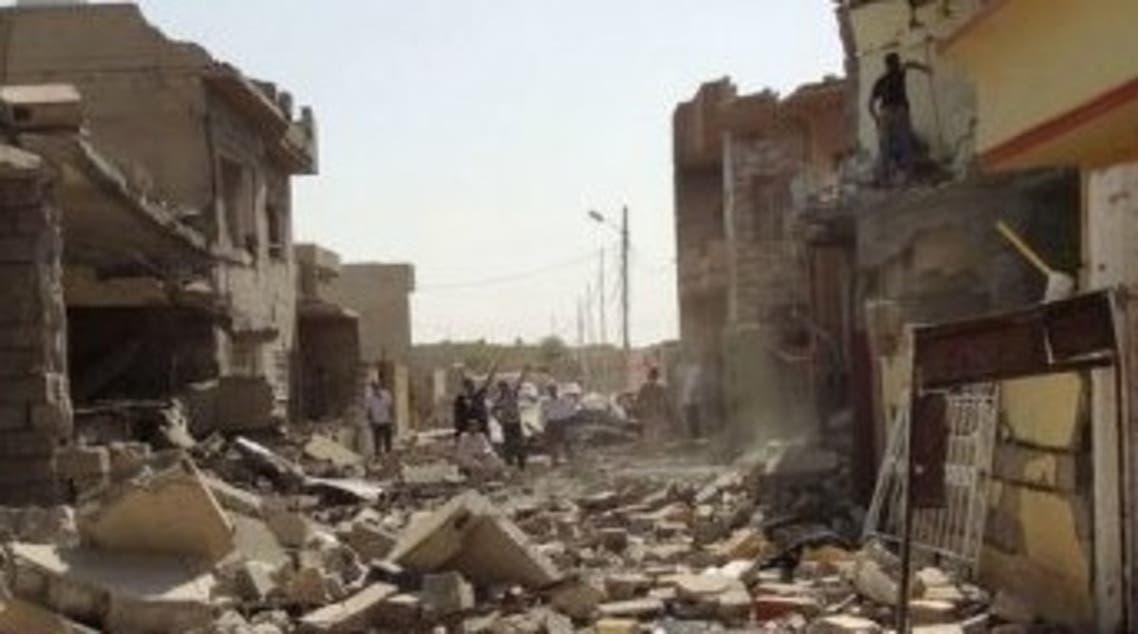 هجوم انتحاري على مقهى في العراق