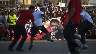 """مباراة بين """"النهضة"""" و""""رابعة"""" تثير سخرية المصريين"""