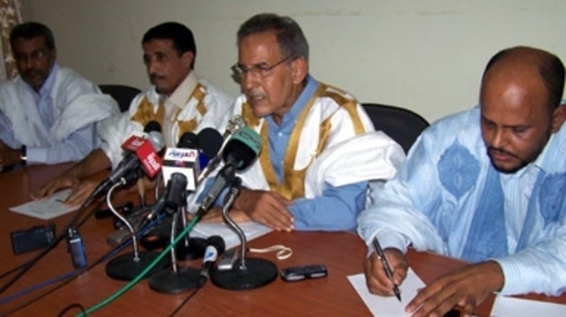 منسقية المعارضة الموريتانية
