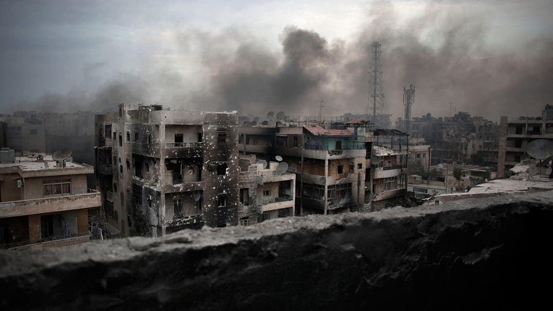 Battle Scarred Syria (File Photo: Reuters)