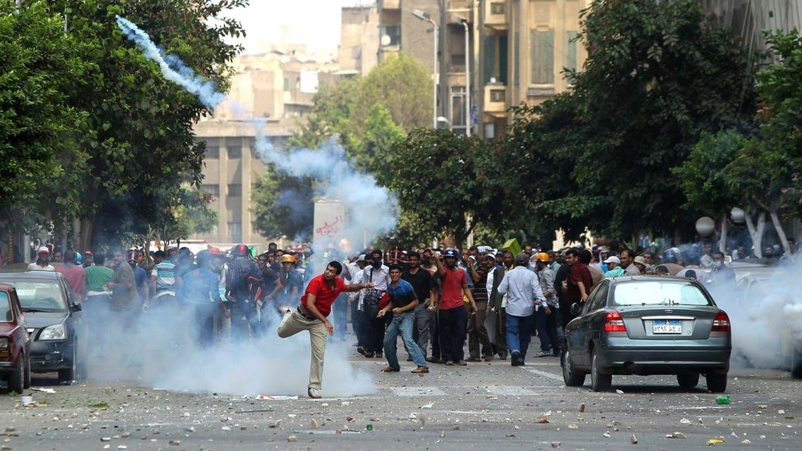 Egypt clashes Reuters