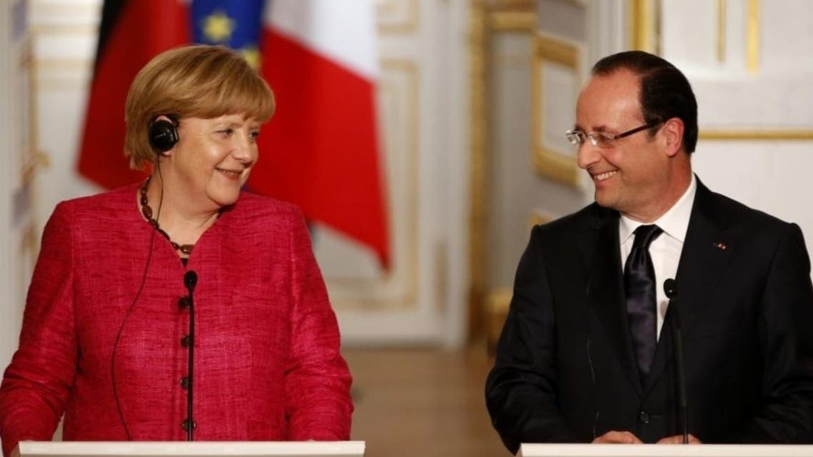 germany - france - reuters