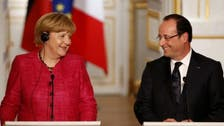 Germany, France pull euro zone out of recession