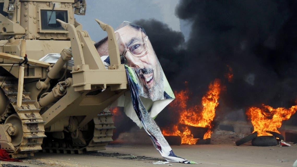 Morsi camp
