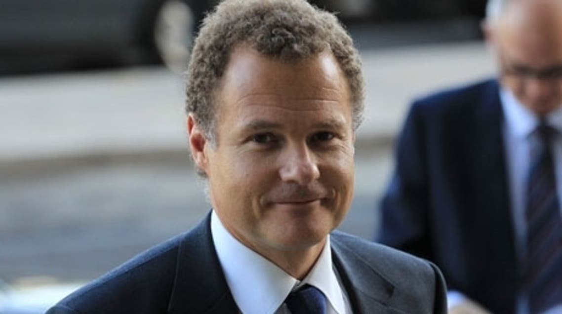 Viscount Rothermere (File Photo: Reuters)