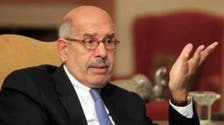 Egypt's VP ElBaradei resigns after crackdown against protesters