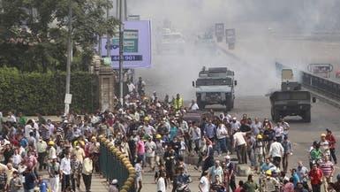 المجتمع الدولي يدين فض اعتصام الإخوان بالقوة
