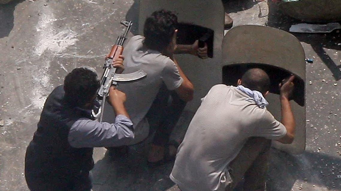 مظاهرات الإخوان في مصر