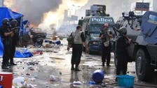 'Repressive tactics' still threaten Egypt press freedom, says watchdog