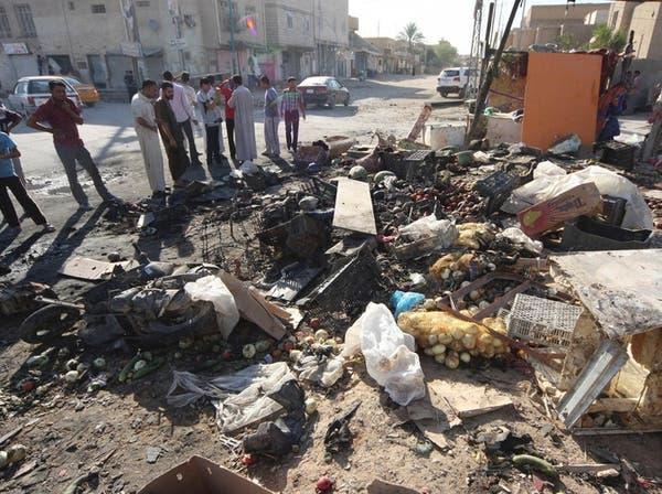 سلسلة انفجارات في العاصمة العراقية تحصد 33 قتيلاً