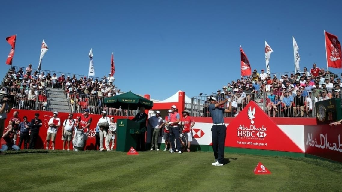 Three of the world's top 11 golfers this week confirmed their places in the Abu Dhabi HSBC Golf Championship. (File photo courtesy: HSBC Abu Dhabi Golf Championship)