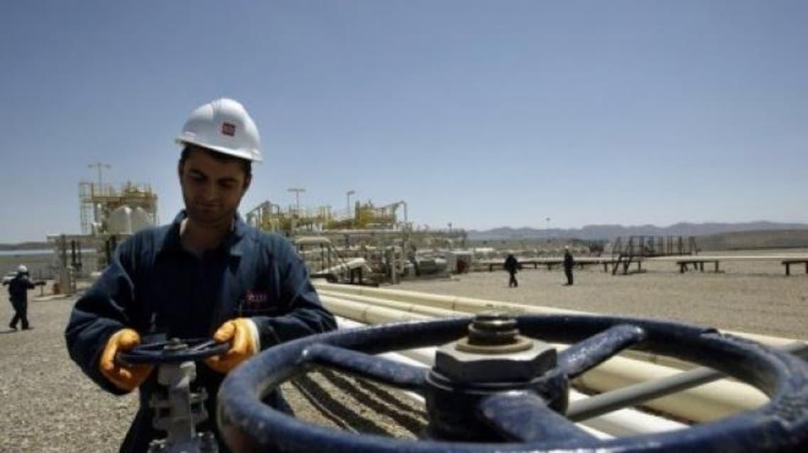 iraq oil AFP