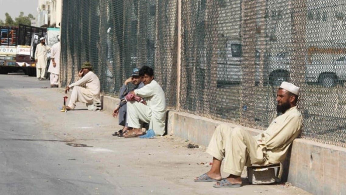 Workers in Riyadh (File Photo: Reuters)