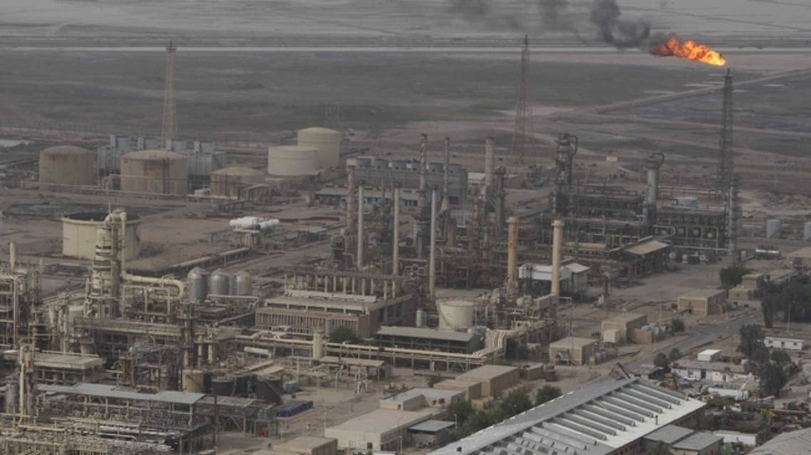 Oil Refinery Basra (File Photo: Reuters)