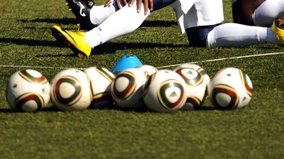 footbal AFP