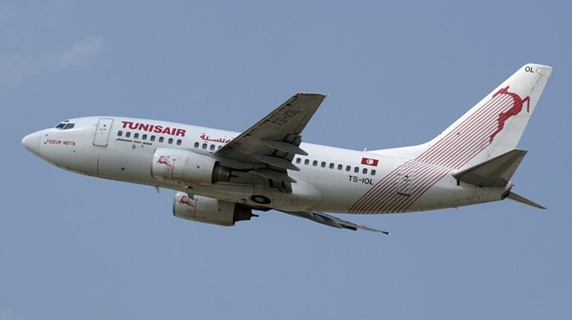 طائرة تونسية