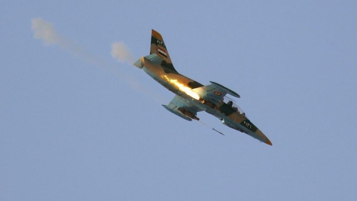 aleppo raid Syria reuters