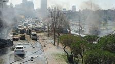 NGO: Army mortar fire kills 14 civilians near Damascus