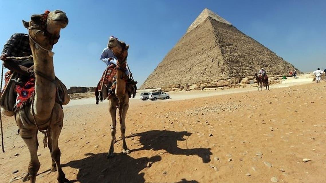 egypt tourism AFP