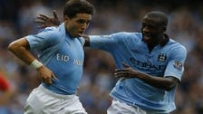 Manchester City's Nasri hopes to return from injury by end of March