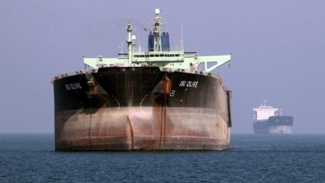 iran india oil tanker AFP