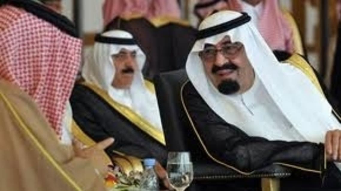 saudi king reuters