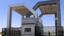 Egypt allows Gaza bus through closed Rafah crossing