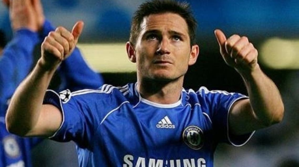 UK football team Chelsea's midfielder Frank Lampard has supported the idea of moving the 2022 World Cup to the UK. (File photo: AFP)