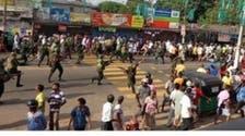 Sri Lanka army intimidates media over shooting, says rights group