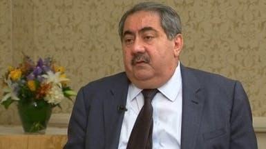 زيباري: العراق لا يستطيع وقف الأسلحة الإيرانية لسوريا