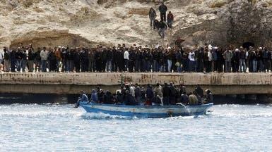 إنقاذ قرابة 300 لاجئ قبالة سواحل تونس