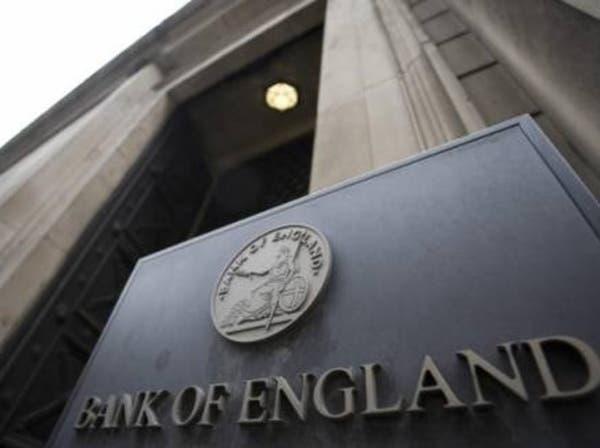 بنك إنجلترا يتوقع زيادات بأسعار الفائدة خلال 3 سنوات