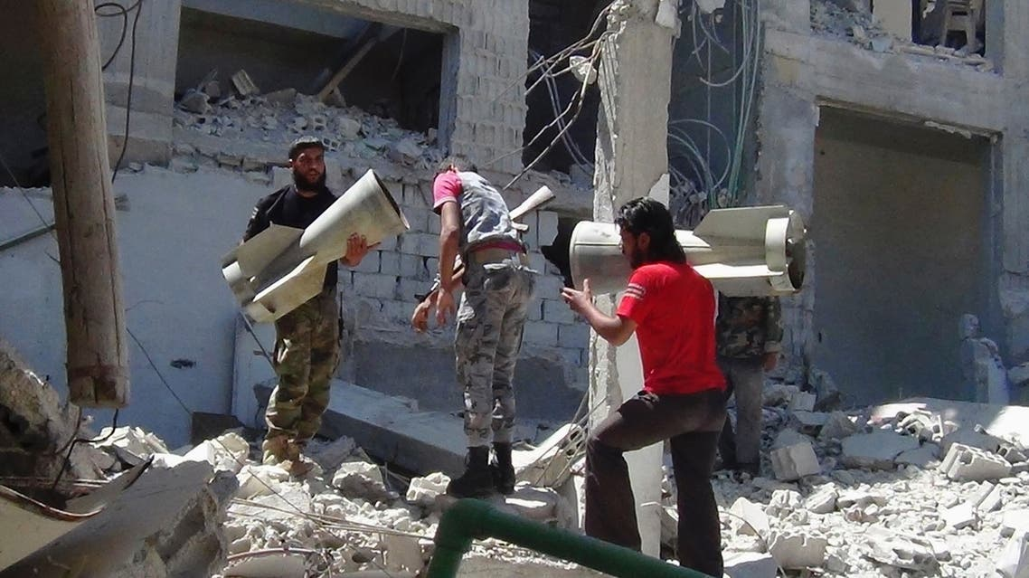 Remember Syria, violence continues