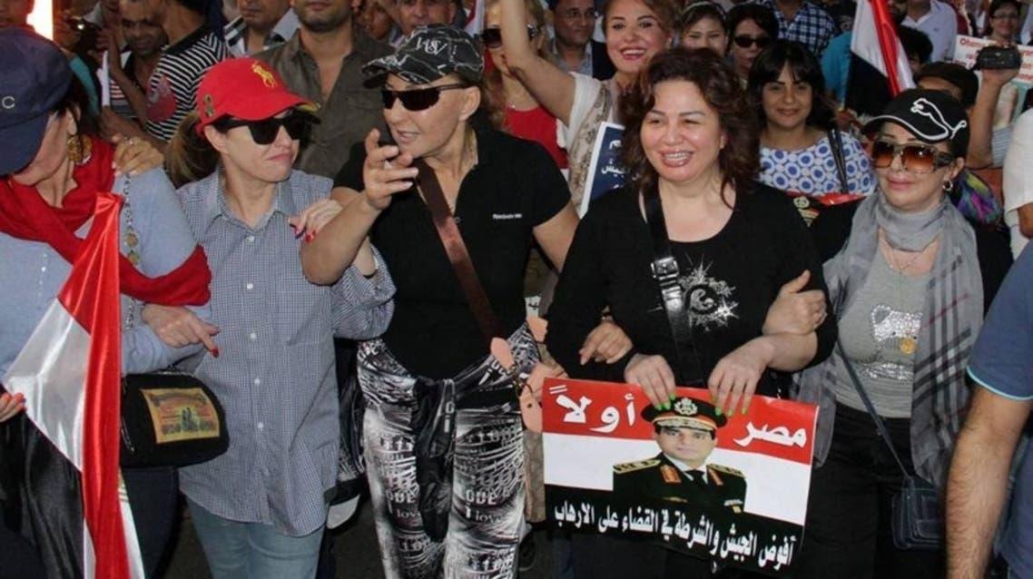 نقابة الممثلين في مصر تعلن رفضها التدخل الأجنبي