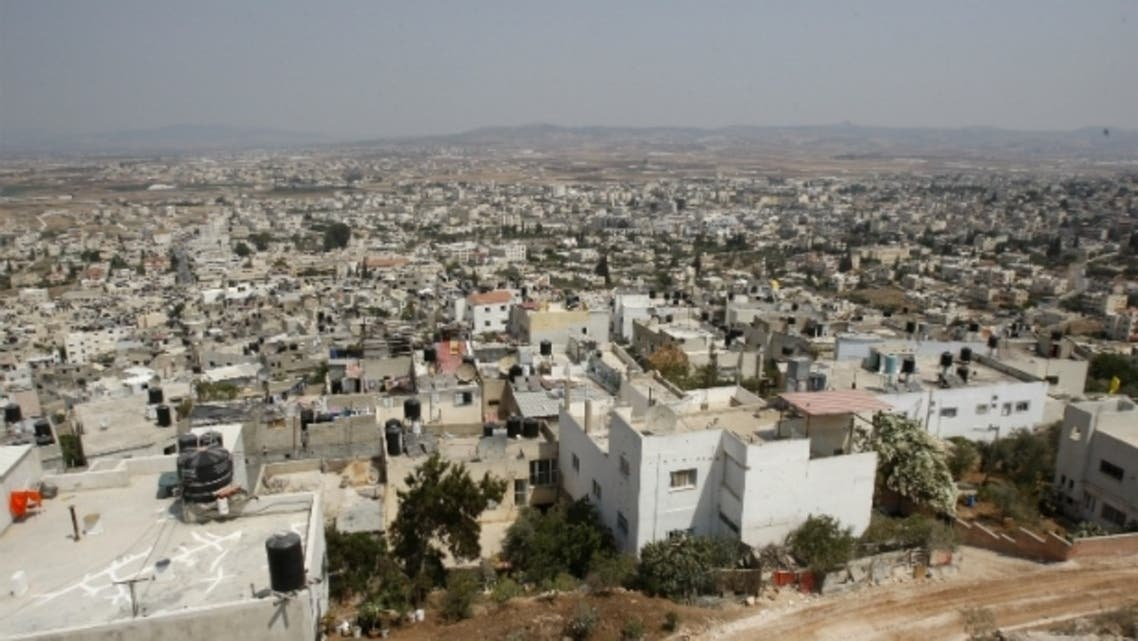 A general view of the Jenin refugee camp is seen near the West Bank city of Jenin (File Photo: Reuters)