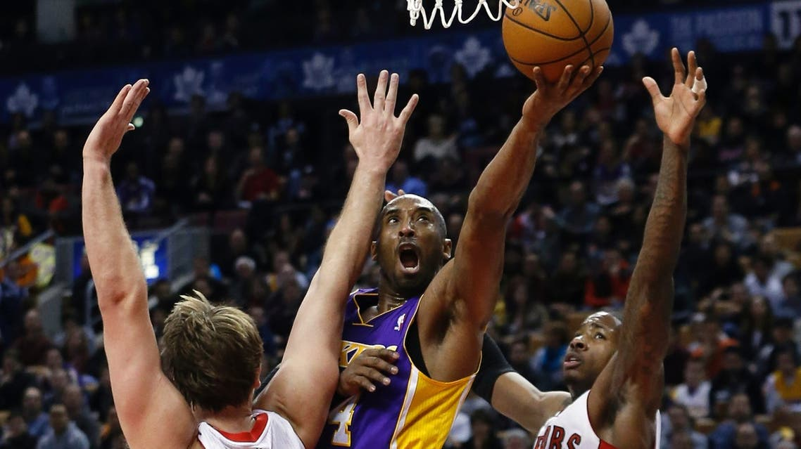 Kobe Bryant (File Photo: Reuters)